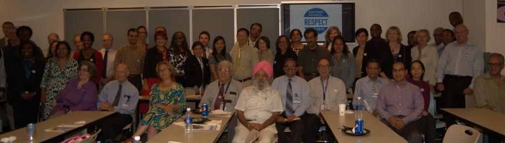 Doctors Council Members Meeting