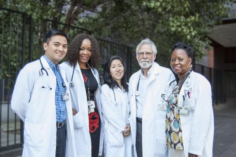 HHC Woodhull Doctors